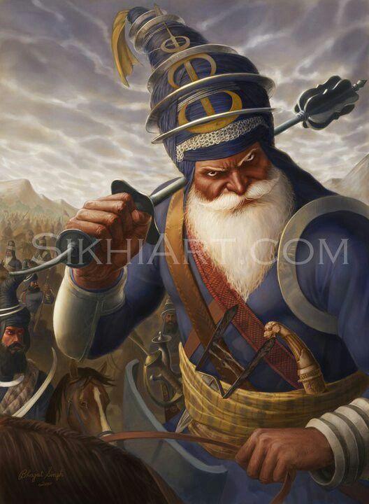 हिन्दू  कमांडो  (निहंग -सिख ) और उनकी  विचित्र  शब्दावली (Hindu commandos (Nihang-sikh) and their peculiarvocabulary)