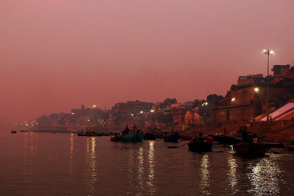Oldest living city(Varanasi, Banaras, Kashi)&Happy new year,civilization ,NewWorld